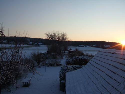 In den Elsen Uitzicht winter